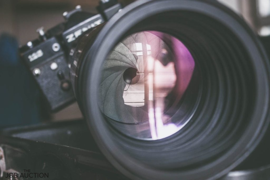 Capturing A Career In Photography