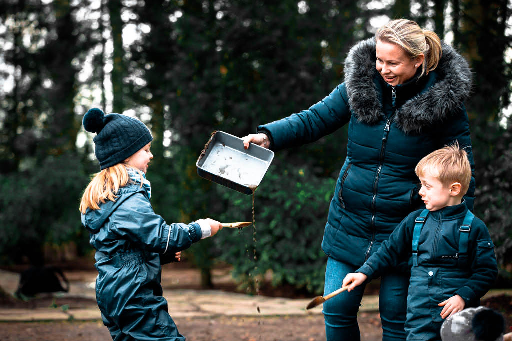Nanny Louenna's Tips for Busy Working Parents
